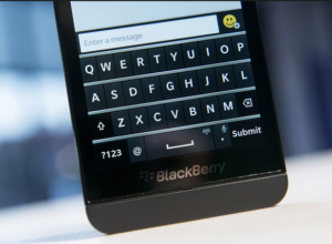 Initial impressions of the Blackberry Z10 | Diligex Managed