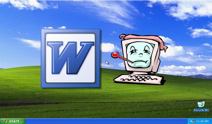windows xp expired