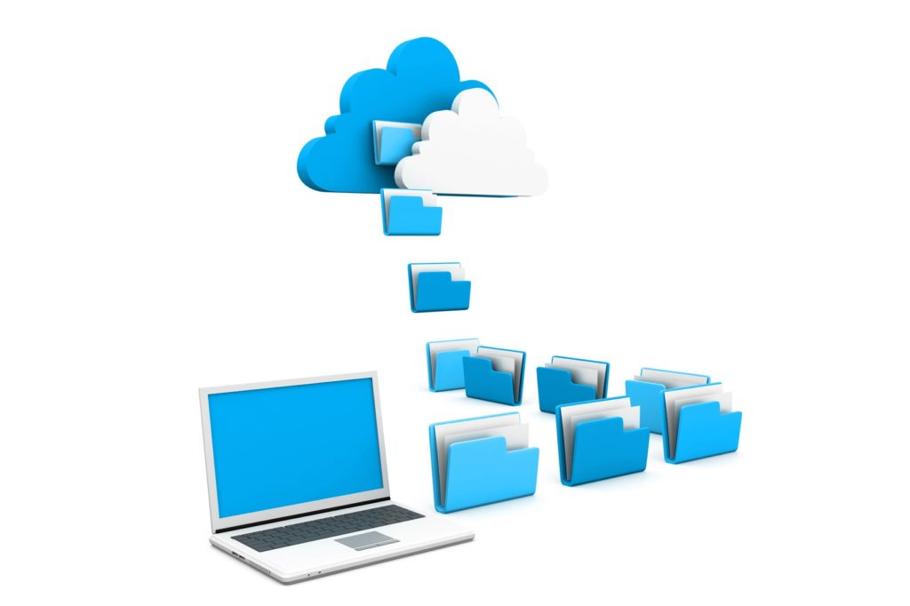 Cloud File Sync As A Backup Solution?