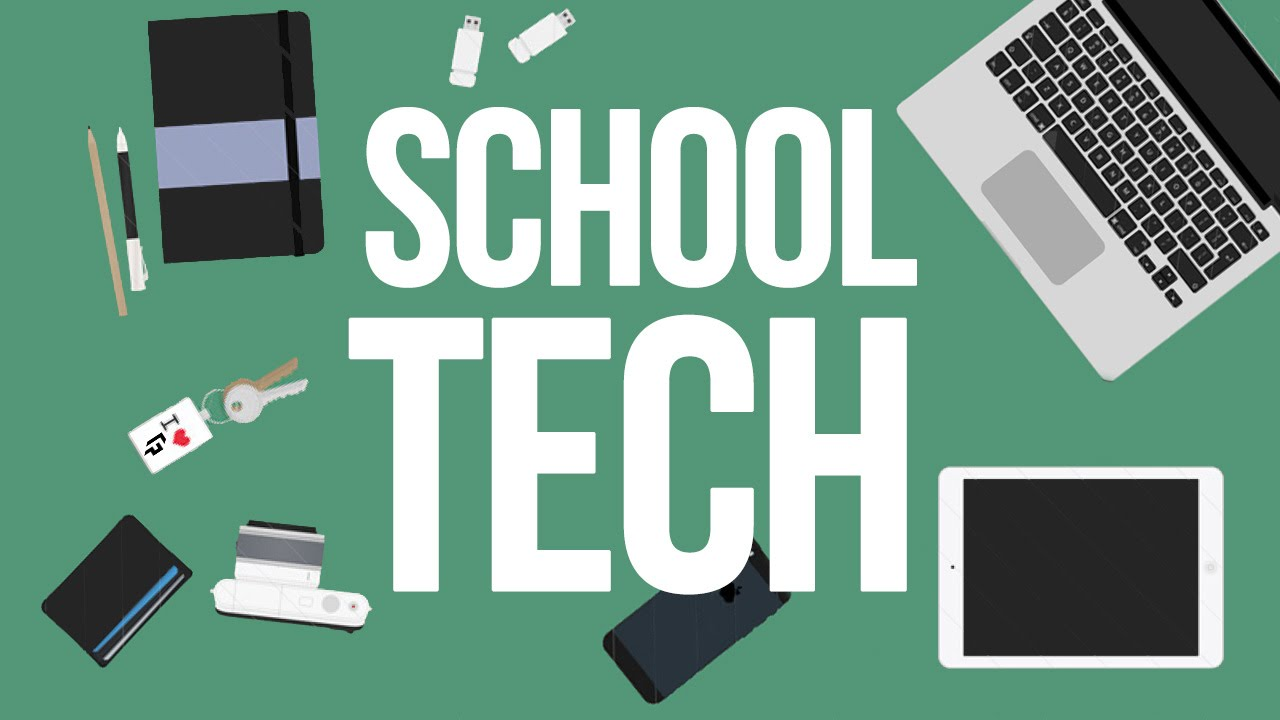 Back to School Tech Essentials