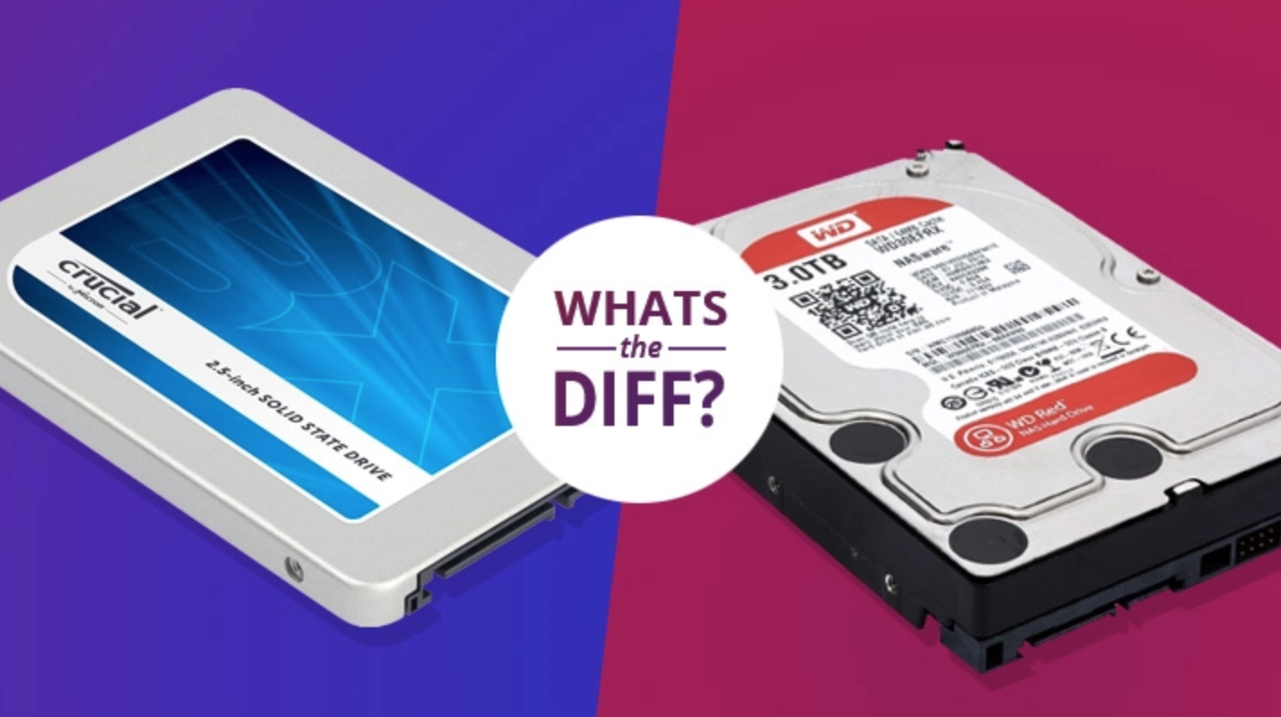 SSD vs HDD - Which Should You Choose?
