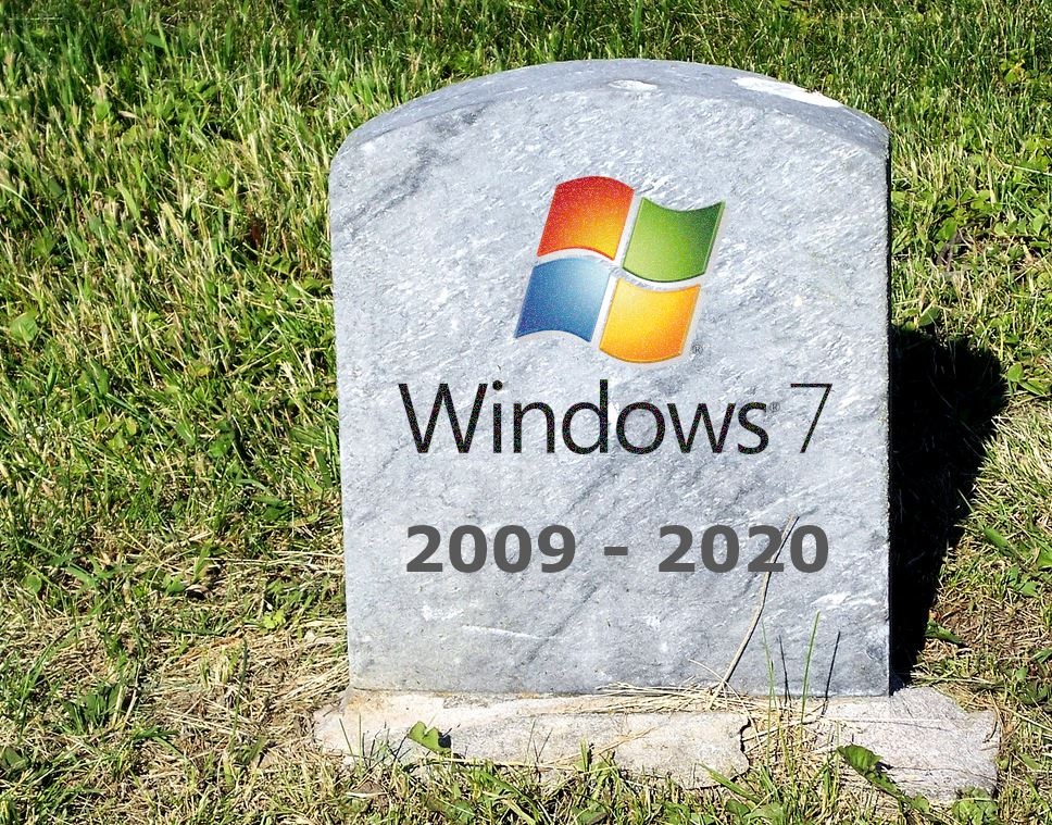 The End is Coming for Windows 7