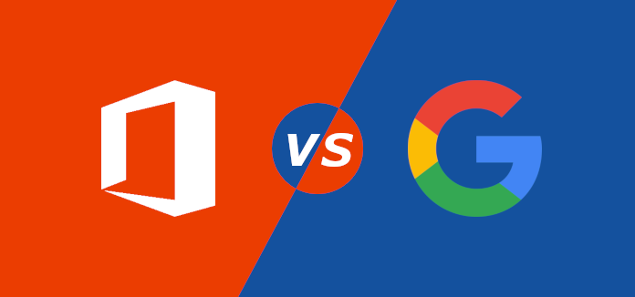 Should My Business Choose Microsoft Office 365 or Google G Suite?